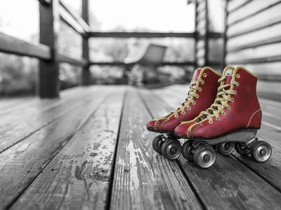Why roller skating isn't just for kids