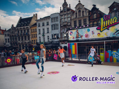 Roller-Rink Hire Done Right